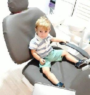 Prima vizită la stomatolog cu copilul